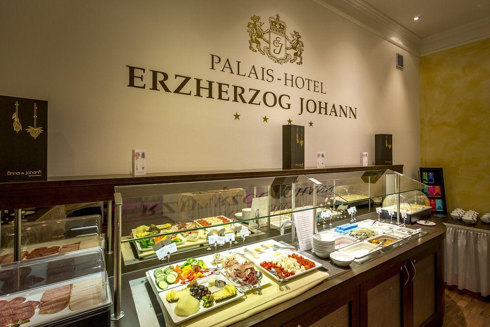 Hotel Erzherzog Johann Graz